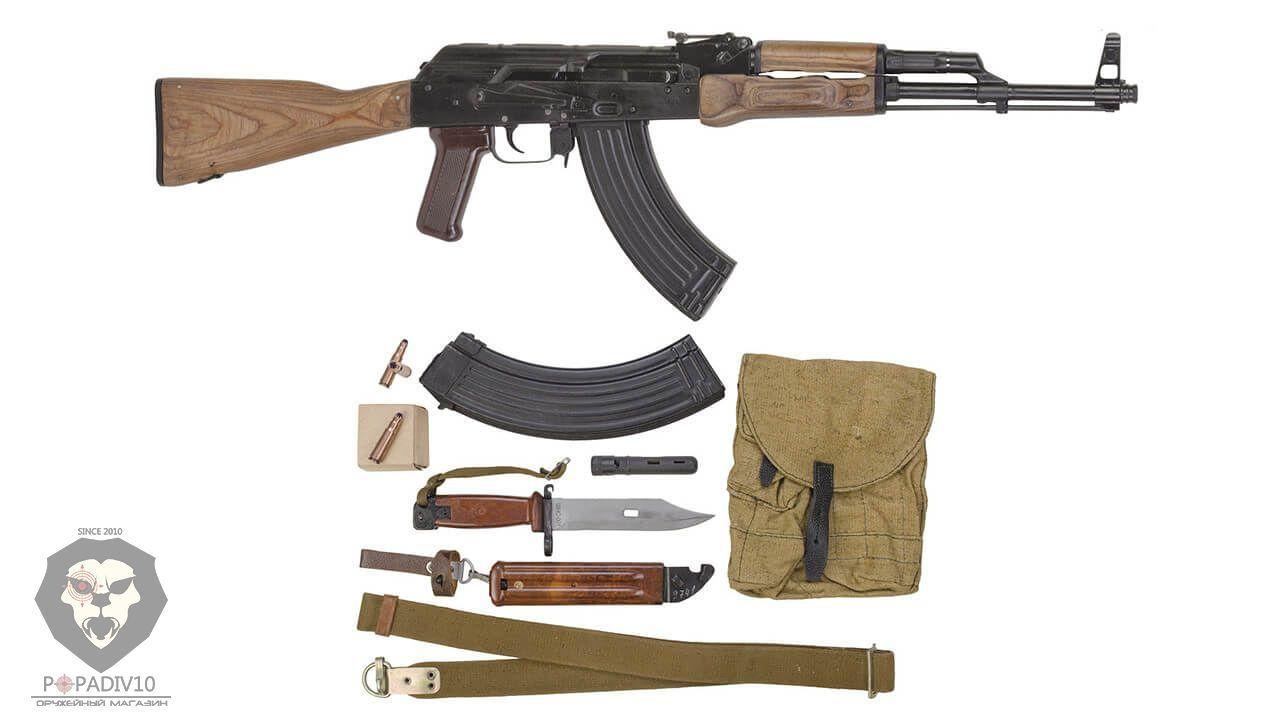 ММГ АКМ Автомат Калашникова (Макет, ВПО 911 К)