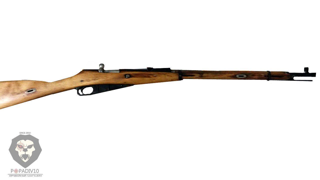 ММГ винтовка Мосина (ВПО-912, макет)
