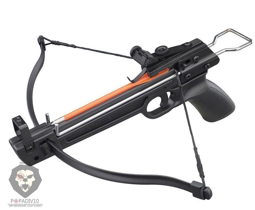 Арбалет-пистолет MK-50A1 (пластиковый корпус, 22кгс)