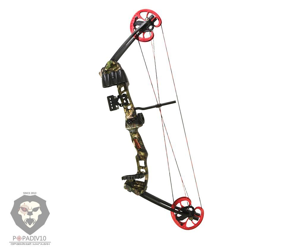 Лук блочный Barnett Vortex Hunter 45-60lb