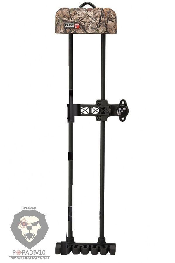 Кивер Fuse Streamline 4 Arrow Realtree Xtra для блочного лука