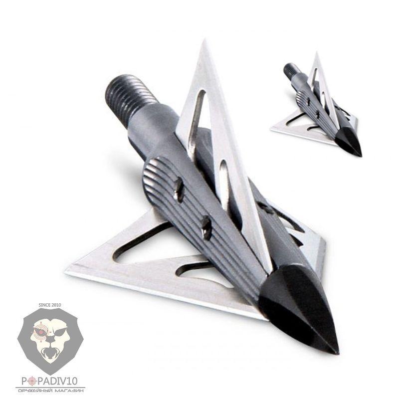 Наконечник NAP Thunderhead Razor 100 гран (3 шт)