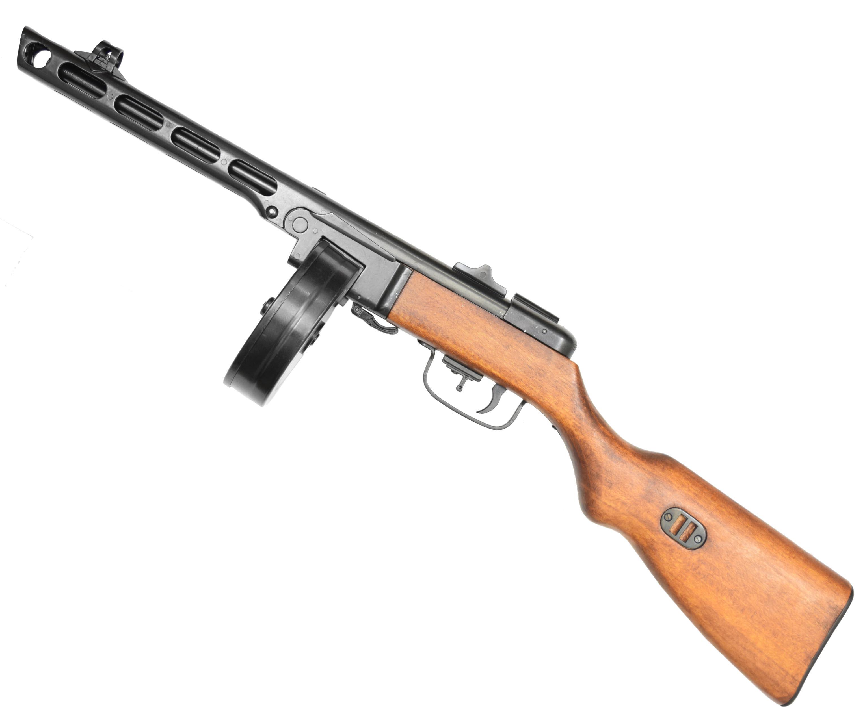 Макет пистолета-пулемета Шпагина ( ММГ ППШ 41) ( DE 1301)