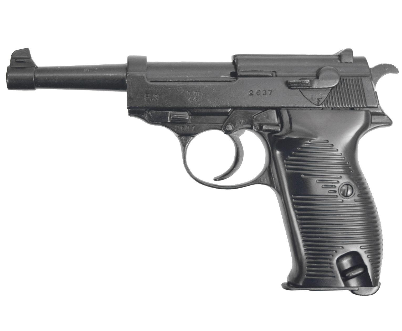 Макет пистолета Denix D7/1081 Walther P 38 (ММГ)