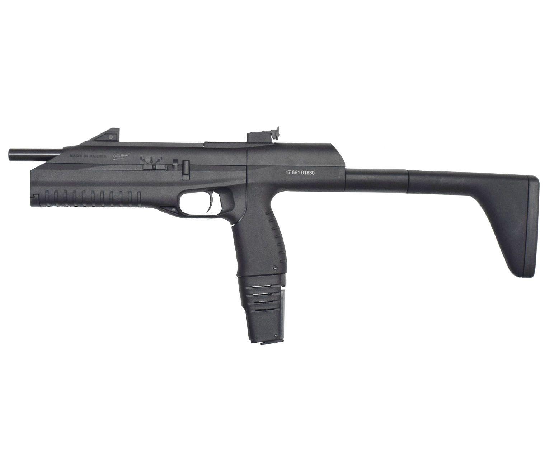 Пневматический пистолет Baikal МР 661КС 02 Дрозд