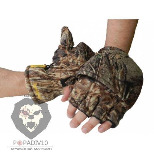 Перчатки-варежки Remington б/п, р. L (камыш), шт