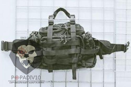 Рюкзак - сумка Remington (зеленый), 10л, 45х30см, шт