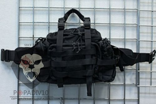 Рюкзак - сумка Remington (черный), 10л, 45х30см, шт