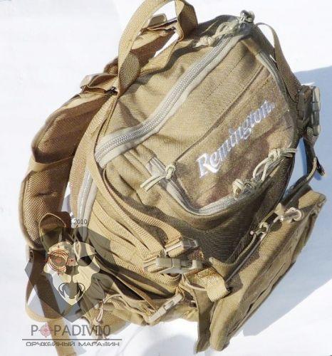 Рюкзак Remington песочно-серый, шт