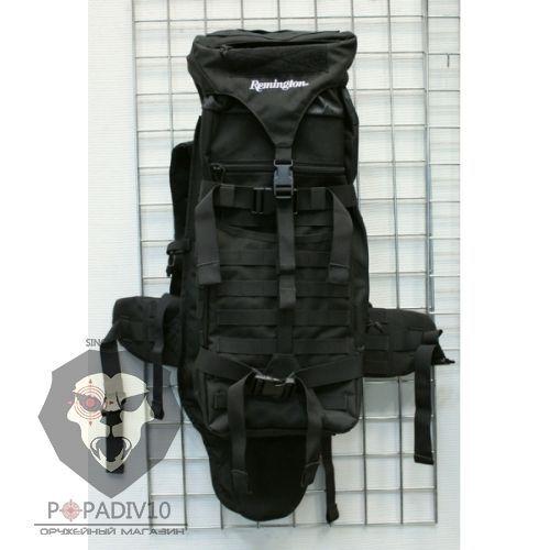 Рюкзак Remington черный, 30л, 67х35, шт