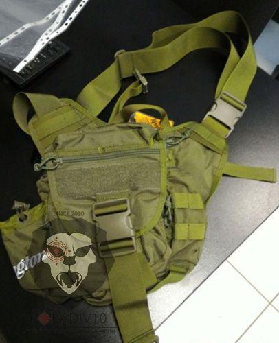 Сумка-рюкзак Remington, 30х25см, шт