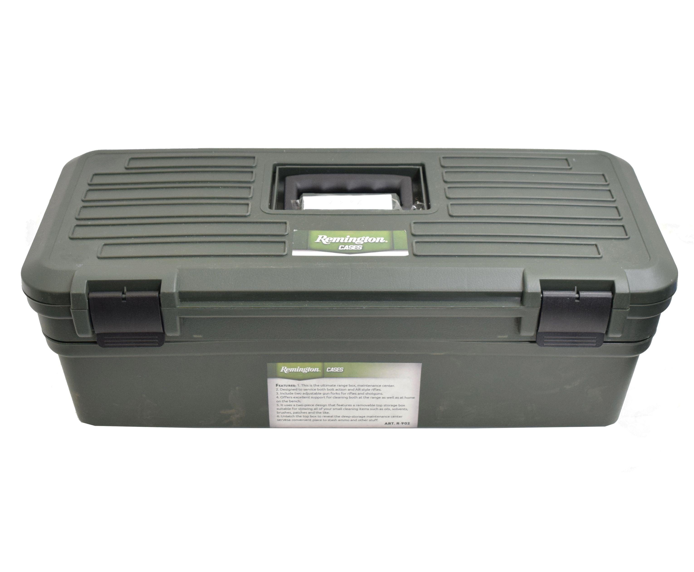 Ящик тактический Remington для чистки и ухода за оружием (зеленый)