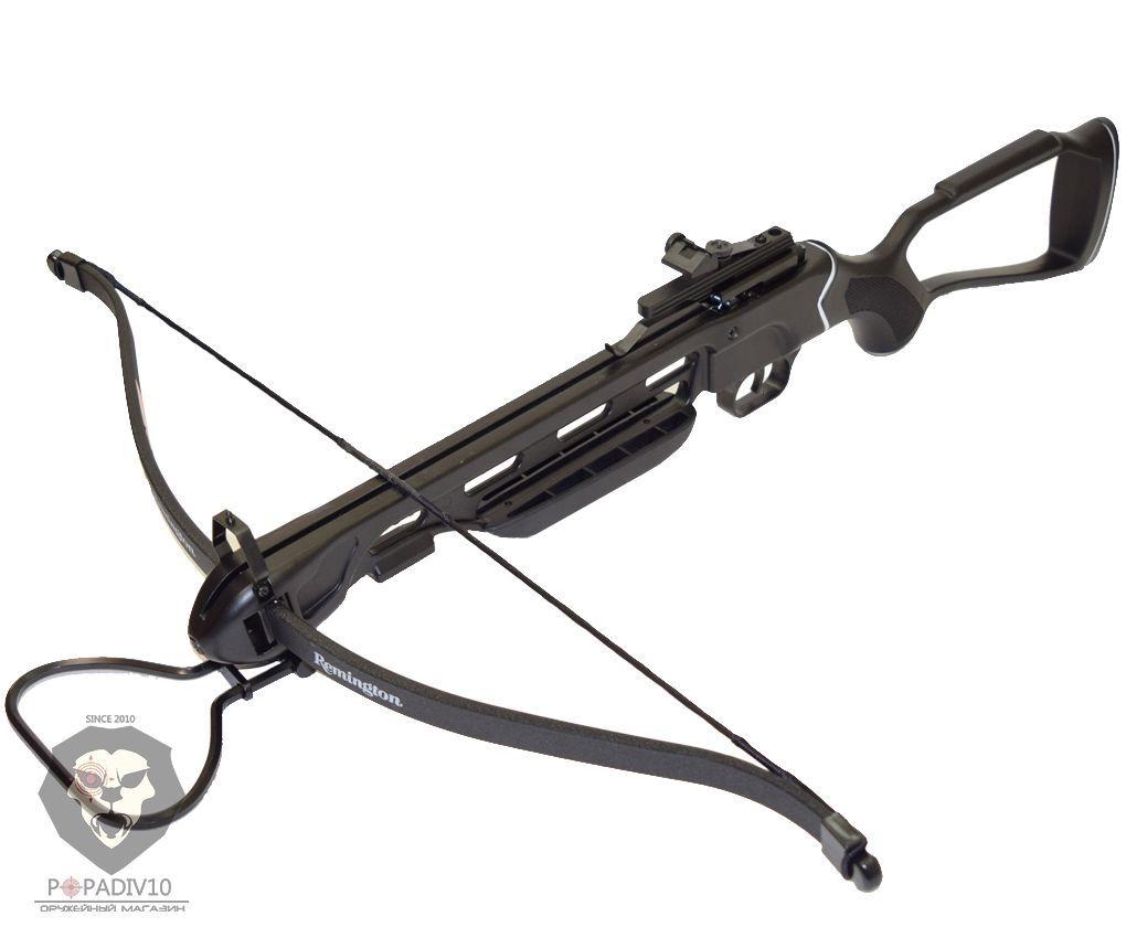 Арбалет MK-150 A2 R (пластик, черный, рамочный)