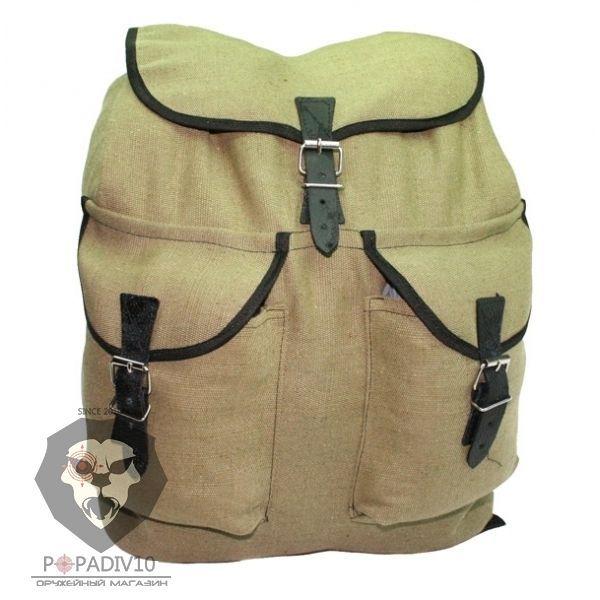 Рюкзак брезентовый, 60 л. (МВЕ), шт