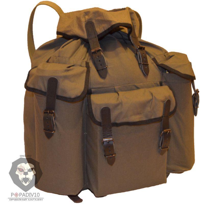 Рюкзак (ткань палатка), 60 л., шт