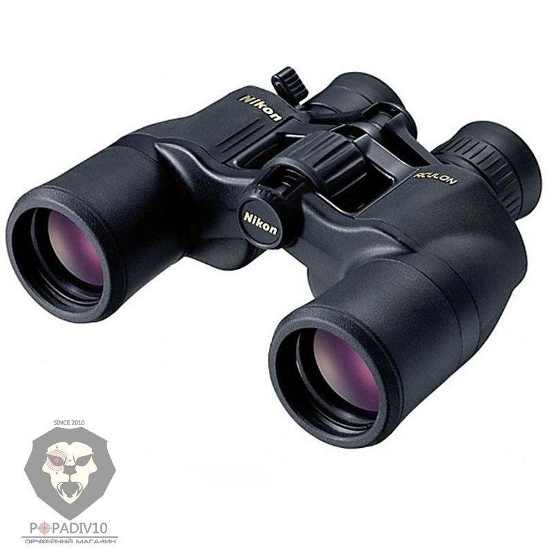 Бинокль Nikon Aculon A211 8-18x42 , шт