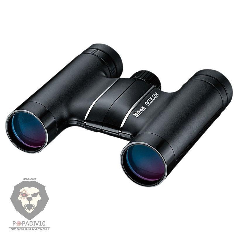Бинокль Nikon Aculon T51 10x24 черный, шт