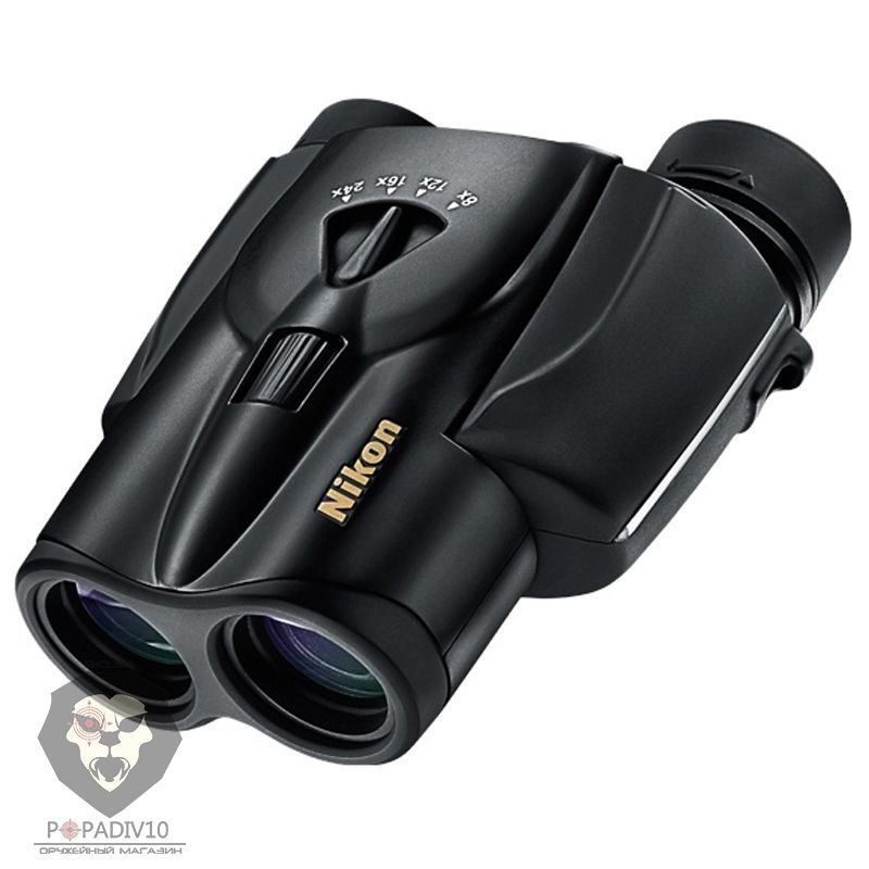Бинокль Nikon T11 8-24x25 BLACK (ACUL ON), шт
