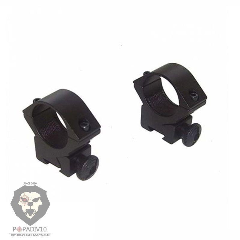 Кольцо раздельное низкое ZOS 314 (25 мм, ласточкин хвост)
