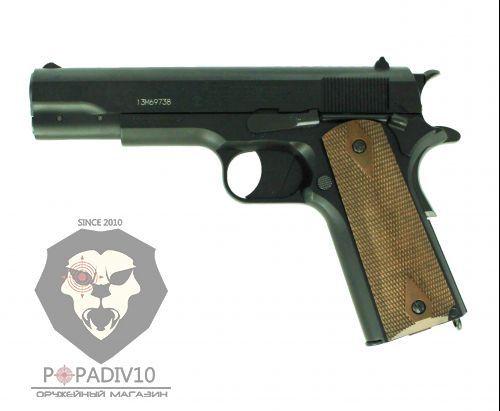 Пневматический пистолет Crosman Colt 1911BBb blowback