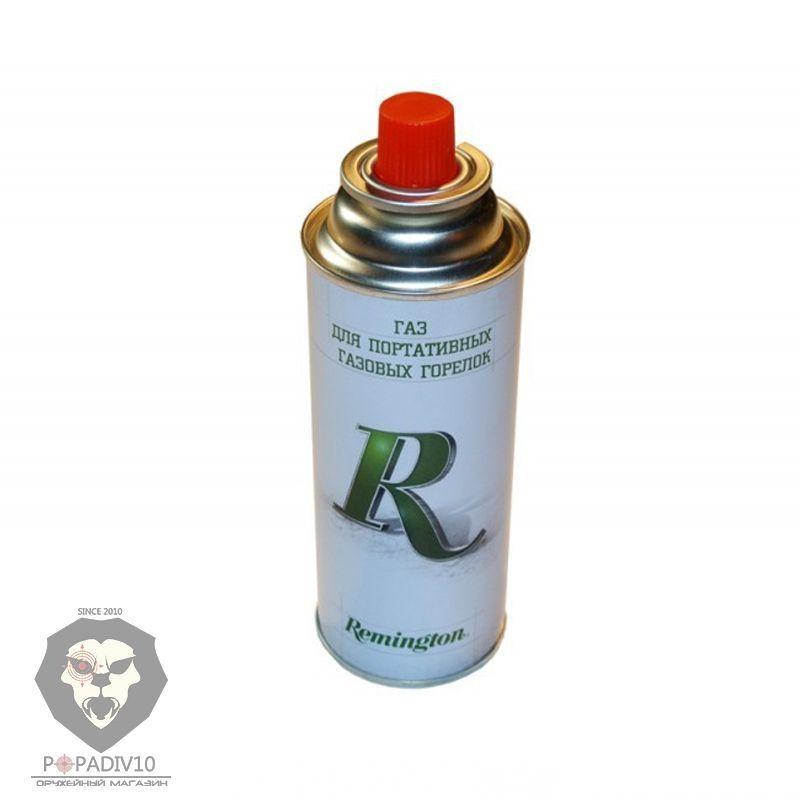 Баллон Remington для портативных газовых плит 220г (в уп.28шт), шт