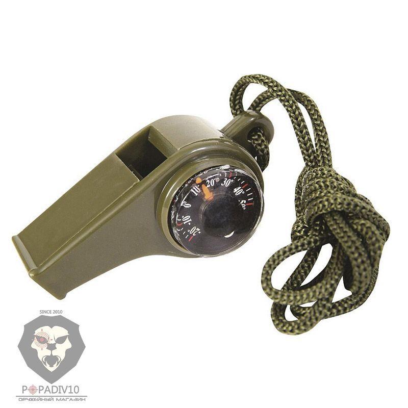 Компас Н 3-1, свисток, термометр, компас, шт