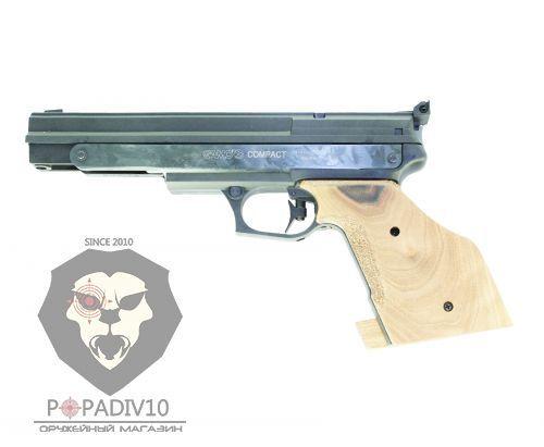 Пневматический пистолет Gamo Compact