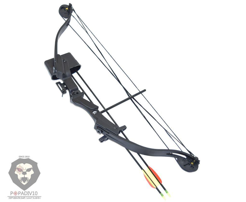 Блочный лук MK-CB009 B (черный)