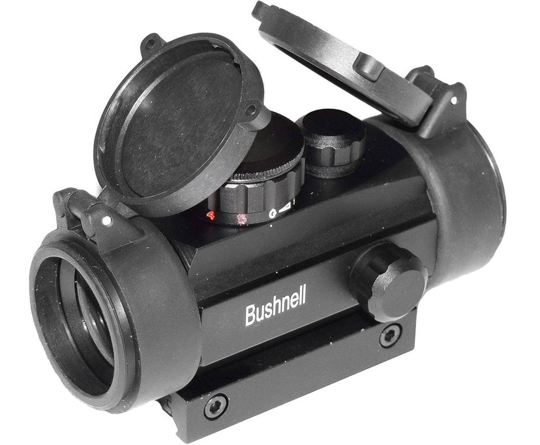 Коллиматорный прицел Bushnell 1x30 RD (BH-KBL04, Weaver/Ласточкин хвост)