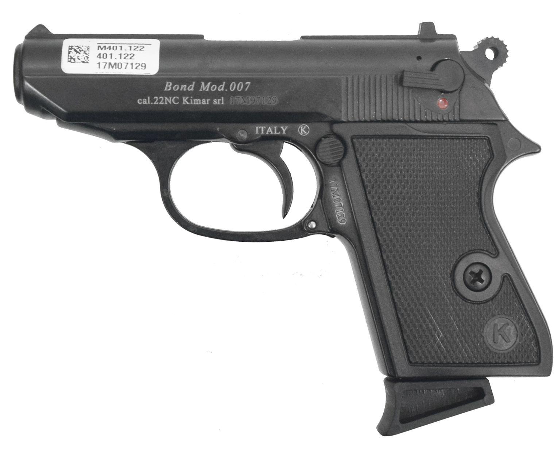 Сигнальный пистолет Walther PPK S (Chiappa Bond model 007)
