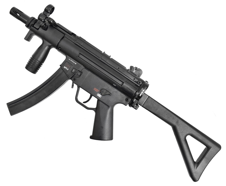 Пневматический пистолет - пулемет Umarex Heckler & Koch MP5 K-PDW