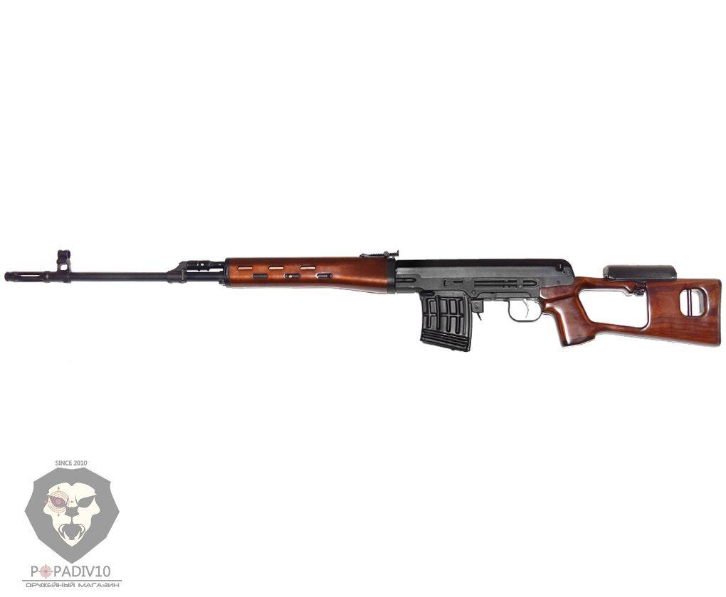 ММГ Снайперской винтовки Драгунова (СВД, Макет)