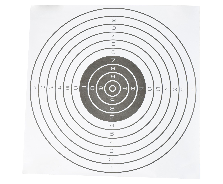 Мишень Remington бумажная (50х50 см)