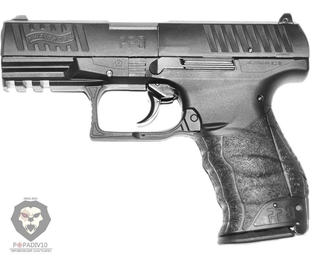 Пневматический пистолет Umarex Walther PPQ