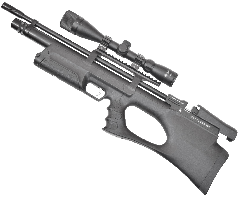 Винтовка пневматическая Kral Puncher Breaker 3 PCP (5.5 мм, пластик)