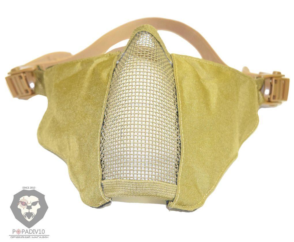 Маска страйкбольная TMC PDW Soft Side 2.0 Mesh Mask