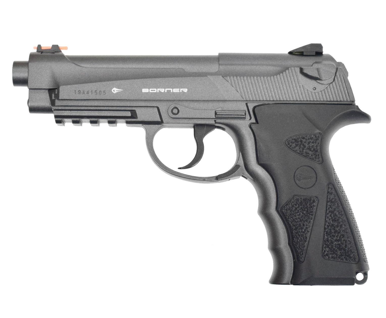 Пневматический пистолет Borner Sport 306 M