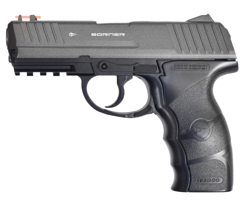 Пневматический пистолет Borner W3000