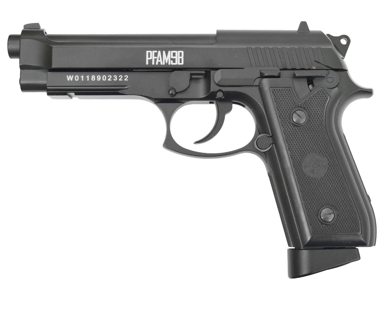 Пневматический пистолет Crosman PFAM9B Beretta 92