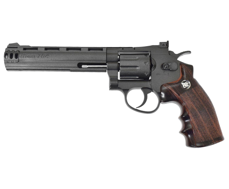 Пневматический револьвер Borner Sport 704