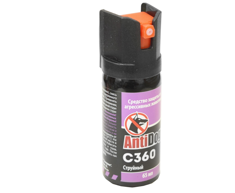 Баллончик Техкрим AntiDog C360 (морозостойкий)