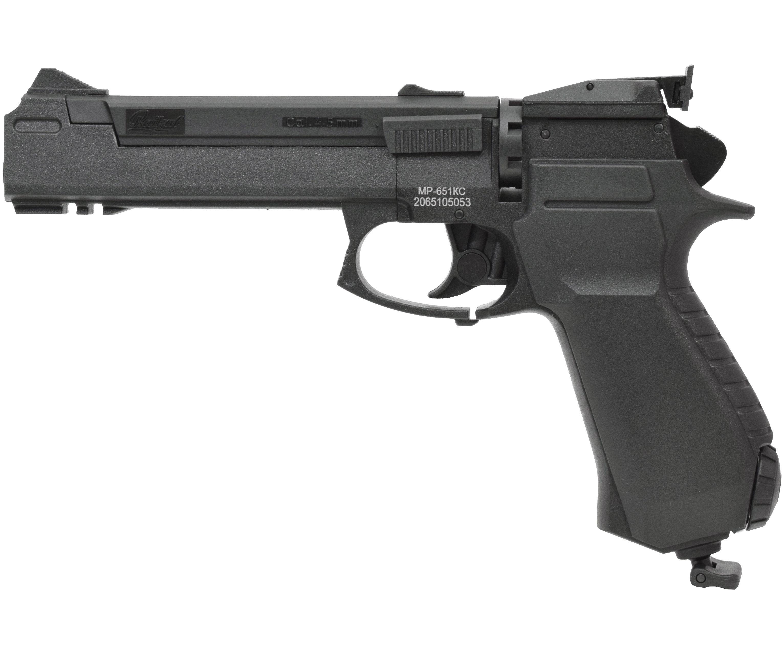 Пневматический пистолет Baikal МР 651КС (Корнет)