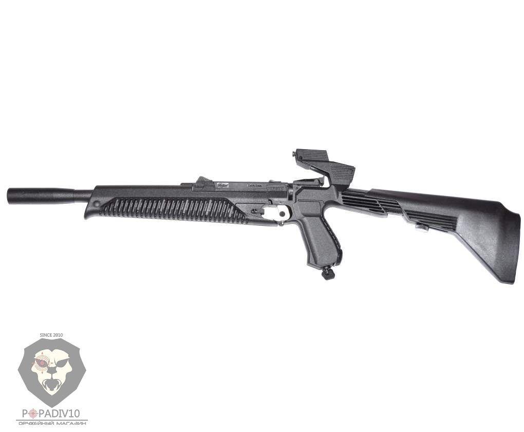 Пневматический пистолет Baikal МР 651 07 КС