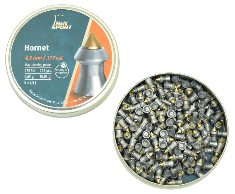 Пули пневматические H&N Hornet 4.5 мм (225 шт)