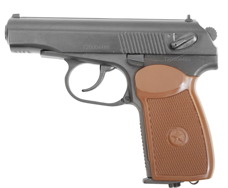 Пневматический пистолет Baikal МР 654К