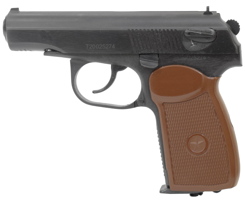 Пневматический пистолет Baikal МР 654К 20