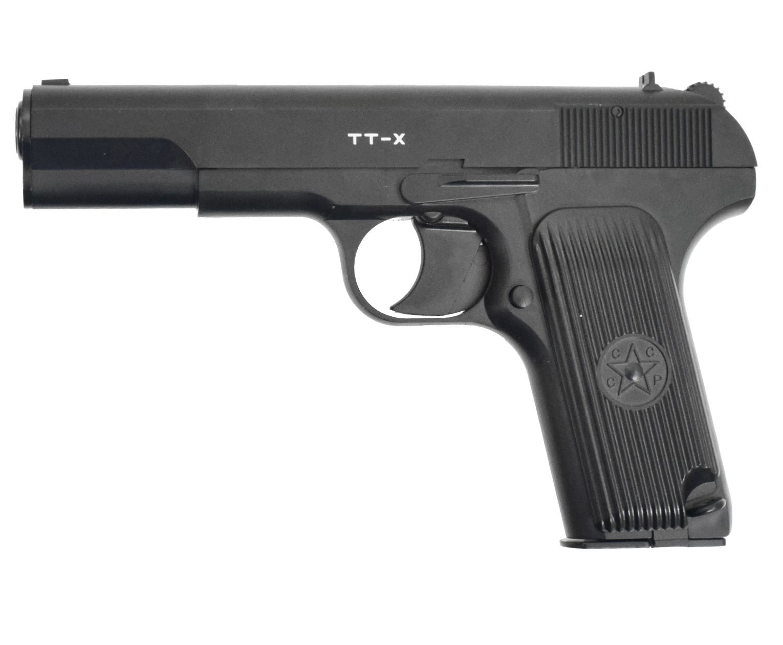 Пневматический пистолет Borner TT-X (ТТ)