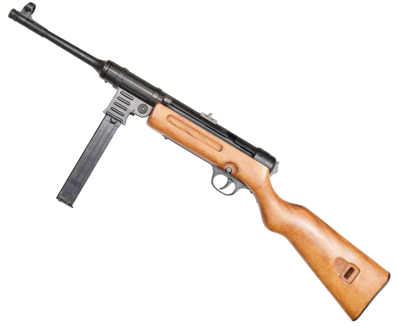 Макет пистолета пулемета D7/1124 MP41 Schmeisser (ММГ)