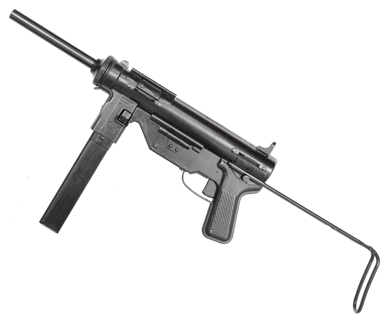 Макет пистолета пулемета Denix D7/1313 М3 Grease gun (ММГ)