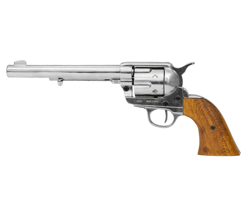 Макет револьвера Denix D7/1191NQ Кольт кавалерийский (ММГ, латунь)